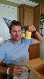 Birthday bell